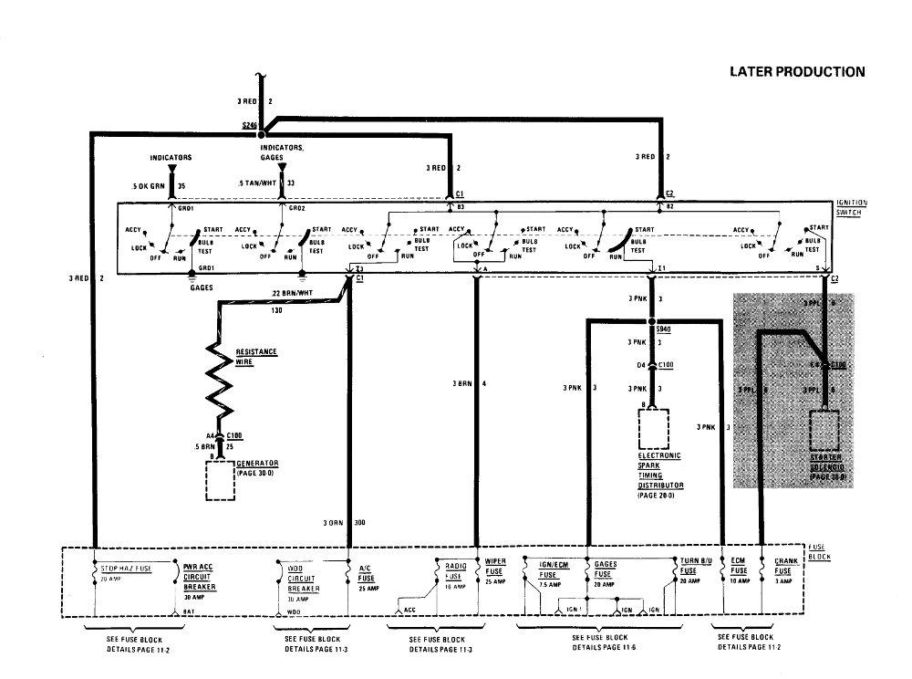 86 chevrolet b g body service manual rh montecarloss nl Courtesy Lights Wiring Diagram 1983 El Camino 1964 El Camino Wiring-Diagram